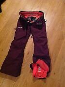 Womens Snowboard Trousers