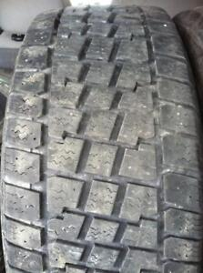 4 - Avalanche X-Treme Winter Tires with Good Tread - 225/45 R17