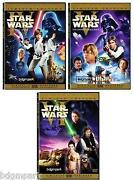 Star Wars A New Hope DVD