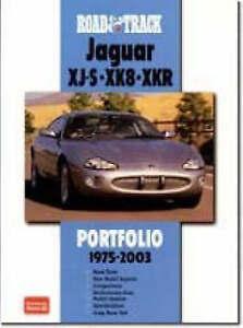 """Road and Track"" Jaguar XJ-S/XK8/XKR Portfolio 1975-03, R. M. Clarke"