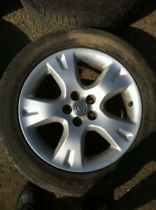 """4 - 2008 Toyota Matrix 16"""" Alloy Rims and Center Caps and Tires - 205/55 R16"""