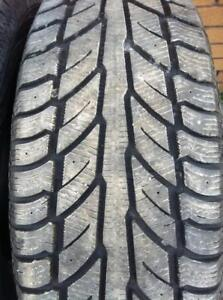 2 - Cooper Weather Master Winter Tires with Great Tread - 235/65 R17
