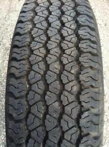 2 - Goodyear Wrangler Tires with Excellent Tread - 205/75 R15