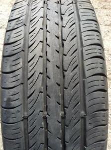 2 - Falken All Season Tires with  Good Tread - 195/65 R15