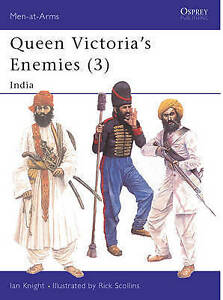 Queen-Victoria-039-s-Enemies-No-3-India-by-Ian-Knight-Paperback-1990