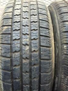 2 - Hercules All Season Tires with Excellent Tread - 185/65 R14