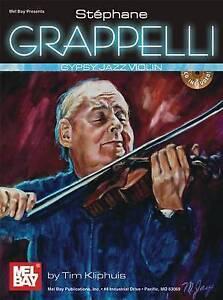 Stephane Grappelli: Gypsy Jazz Violin by Tim Kliphuis (Paperback, 2008)