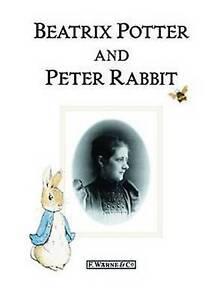 Beatrix-Potter-and-Peter-Rabbit-by-Nicole-Savy-Beatrix-Potter-Paperback-1994