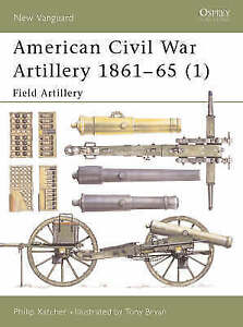 American-Civil-War-Artillery-1861-1865-Pt-1-Field-Artillery-by-Philip