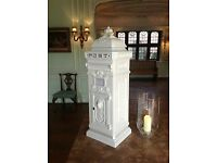 Gorgeous Victorian Style Wedding Post Box *Hire*