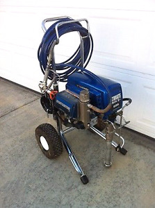 Graco 695 ultimate mx airless sprayer for sale