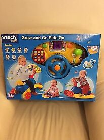 Vtech 3in1 ride on