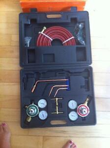 125 Series Welding and Cutting Torch Kit