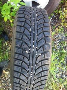 Winter Tires and Rims For A Dodge Journey or Jeep