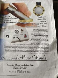 Diamond micro wands (microdermabrasion) for sale