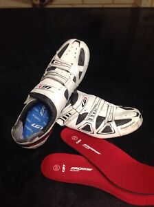 Road cycling shoes South Fremantle Fremantle Area Preview