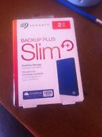 Backup plus slim