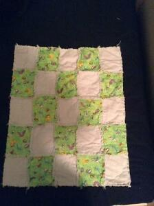 Baby girl quilt for sale