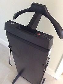 Corby 4400 Trouser Press - Ash Black - As New