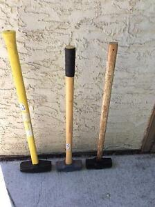 SLEDGE HAMMERS FOR SALE