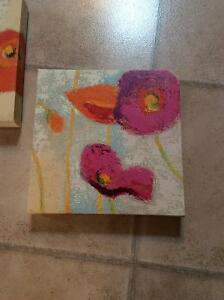 2 Wall Pictures Excellent Condition Cambridge Kitchener Area image 3