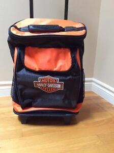 Harley Davidson backpack, roller cooler Belleville Belleville Area image 3