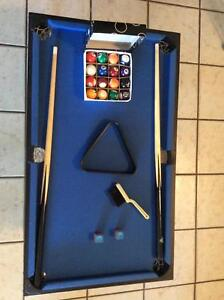 3in 1 kids pool table Boondall Brisbane North East Preview