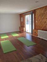 Yoga Class and Thai Traditional Massage