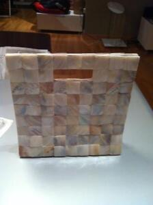 Genuine Mother of Pearl Hand Bag. Kingston Kingston Area image 2