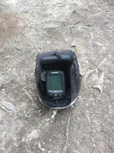 Fish finder/portable