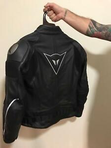 Dianese leather motorcycle jacket Vaucluse Eastern Suburbs Preview