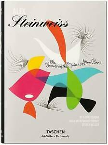 Steinweiss: The Inventor of the Modern Album Cover by Reagan, Kevin -Hcover NEW
