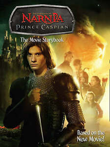 Narnia Prince Caspian  Movie Storybook by HarperCollins (Paperback, 2008)
