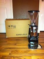 Super Jolly professional grade coffee grinder