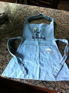 Chef in Training Aprons
