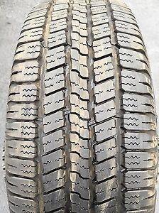 Like New Set of 4 Goodyear Wrangler SR-A Tires P265/70R17
