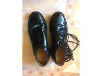 Gents Kilt shoes HIGHLANDER Black