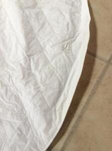 """Dining Room Table Protective Pad 68"""" round Like New Cambridge Kitchener Area image 2"""