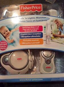 Sounds 'n Lights Monitor by Fisher Price