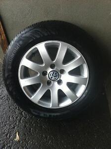 Volkswagen passat 4 mags et pneus