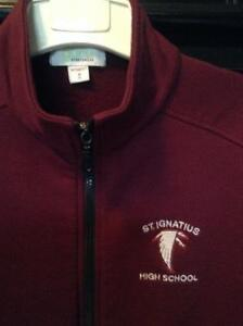 St. Ignatius Zip Up Women's Fleece