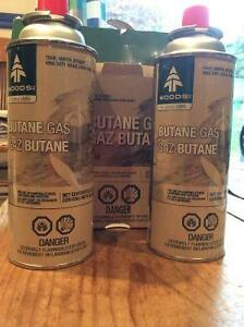 Woods Butane Gas