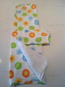 Babylicious Modern 100% Cotton Bath Set