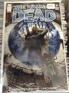 The Walking Dead - comics