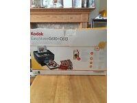 Kodak Easyshare G610 Printer Dock New In Box With Accessories