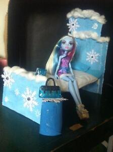 5 poupées Monster High a vendre Lac-Saint-Jean Saguenay-Lac-Saint-Jean image 4