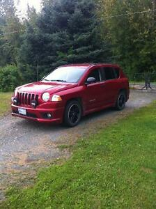 2009 Jeep Compass RallyE SUV, Crossover
