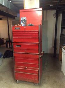 Snap-on Tool Chest + Contents