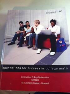 Foundations for success in college math SLC Cornwall Ontario image 1