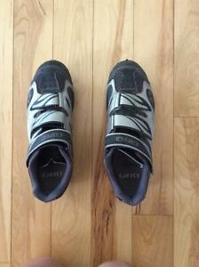 Giro mountain bike shoes